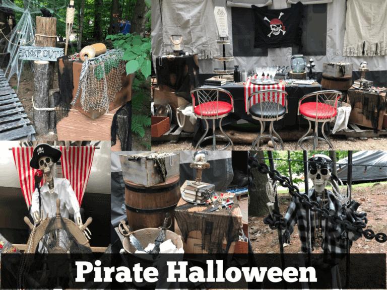 pirate halloween