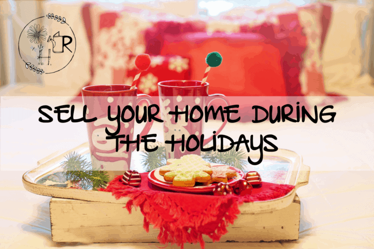sell your home during the holidays