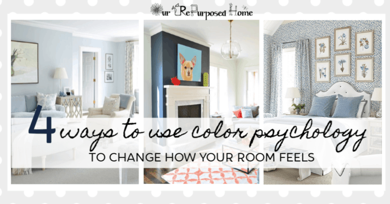 4 ways to use color psychology to change the way your room feels
