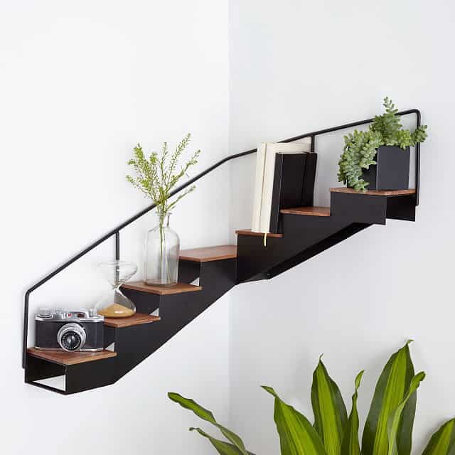 cute wall staircase for accessories for cat friendly interior design ideas