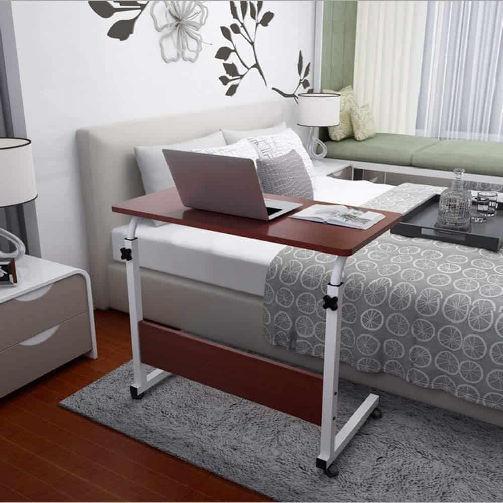 RV desk ideas, folding computer desk/table