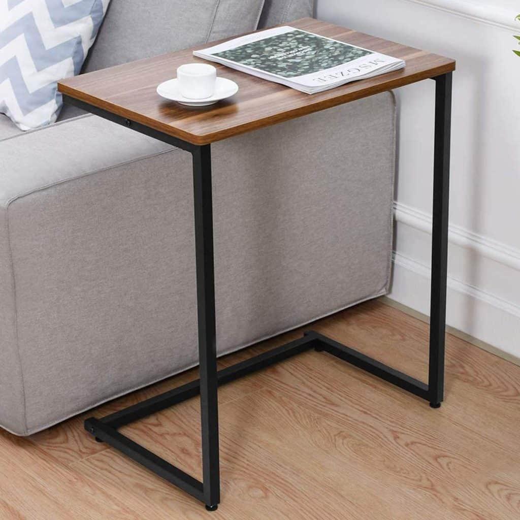 RV desk ideas, sofa side table