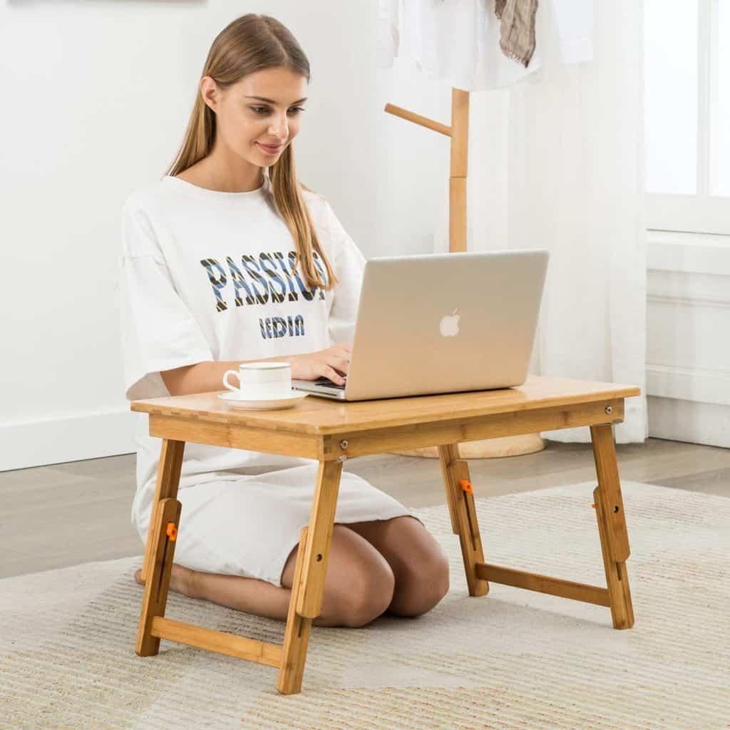 RV desk ideas, lap desk