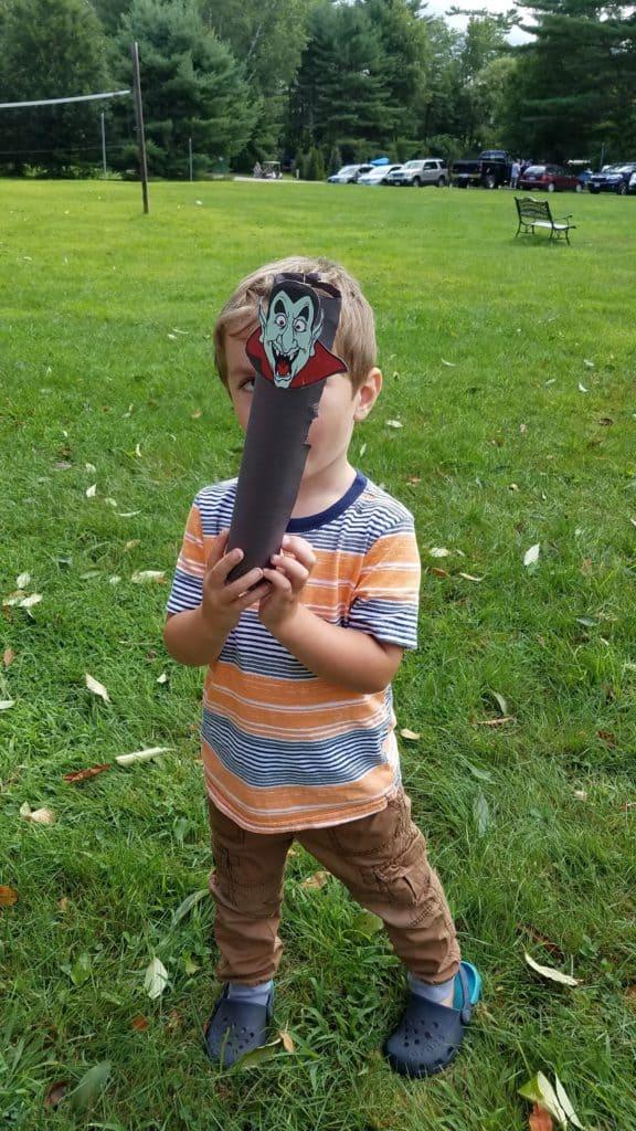 halloween camping crafts