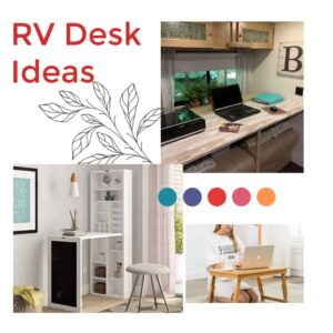 RV desk ideas