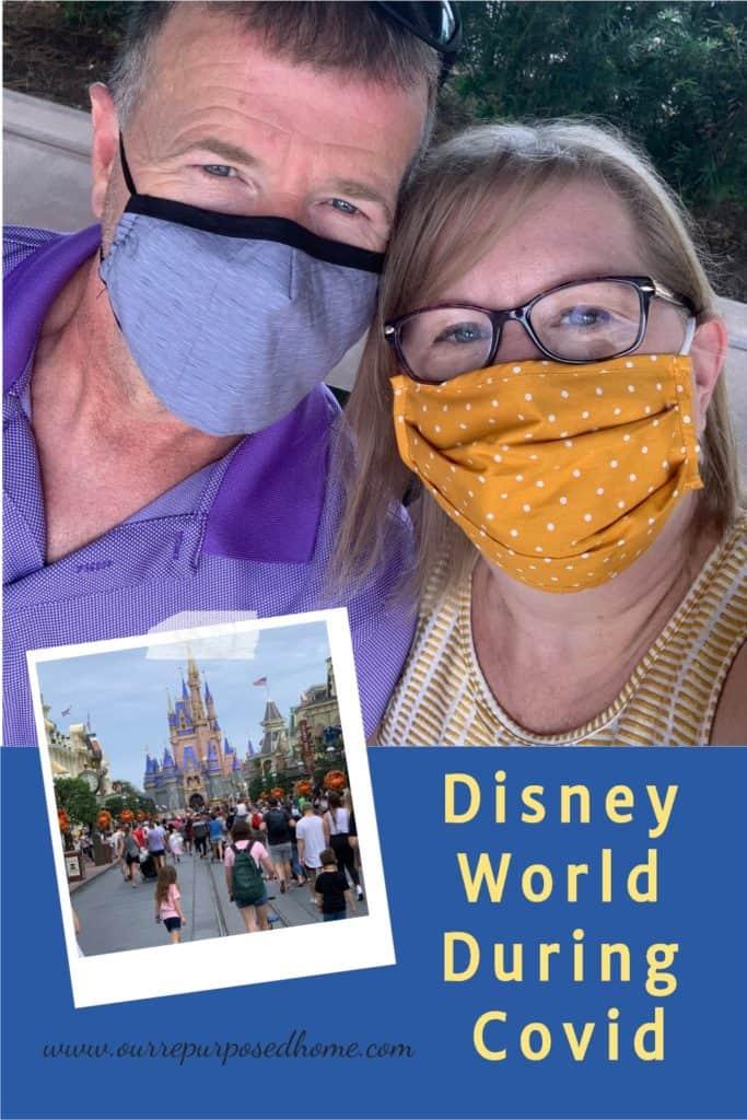 Disney World during Covid