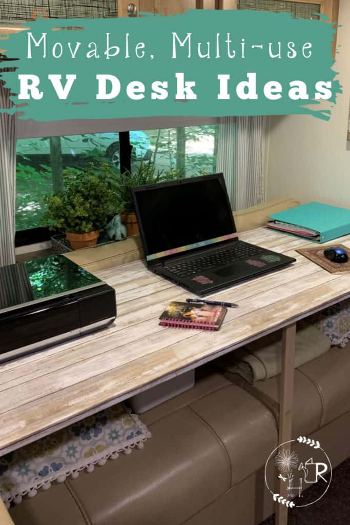 RV desk ideas