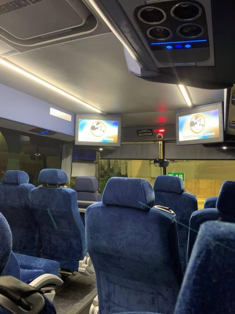 Magic Express bus