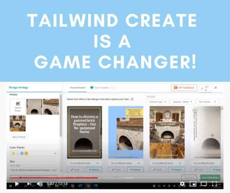 Tailwind Create for Pinterest