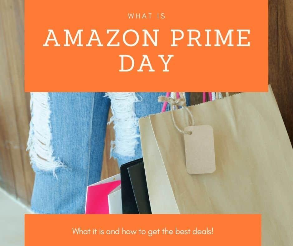 Shopping Amazon Prime Day