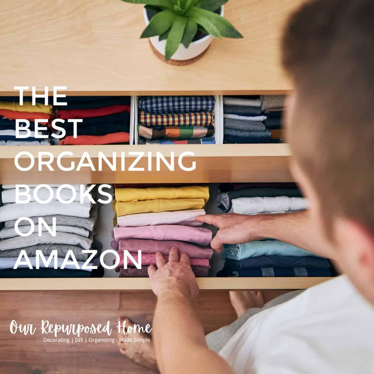 Best organizing books on Amazon